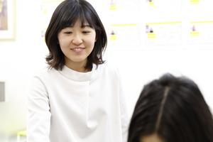 面談にて学習する内容・単元を決定